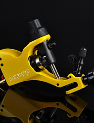 Rotary Tattoo Machine for Liner and Shader(yellow)