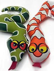 Toy Estilo Serpente Para Animais