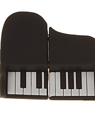 8G Mini Piano Shaped USB Flash Drive