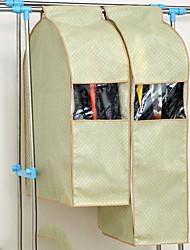 Modern Beige Stars Suit Storage Bag