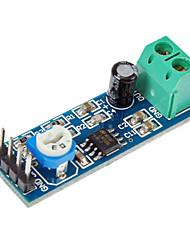 Новый LM386 аудио усилитель модуль LM386