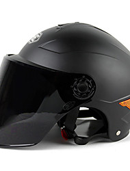 High-Quality Ultraviolet-Proof Motorcycle Half Face Helmet