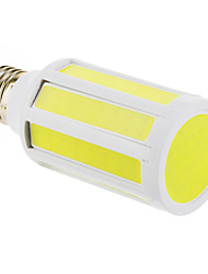 E26/E27 9W COB 900 LM Cool White T LED Corn Lights AC 220-240 V