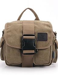 Cool Men Women Canvas Messenger Shoulder Bag