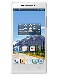 A6 - 4.5 pulgadas Android 4.2 Dual Core de doble cámara ultra-delgado Smartphone (1.2GHz, Dual SIM, GPS, WiFi)