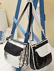 Sequin de mode décoré sac à bandoulière