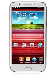 """n9599 5.7 """"андроид 4.2 3G смартфон (четырехъядерный процессор 1,3 ГГц, RAM 1GB, ром 8gb, экран HD)"""