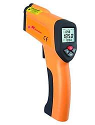 Hochtemperatur-IR-Thermometer mit Typ K (-50 ~ 1370 ℃, 1 ℃)
