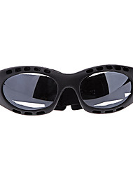 Moda Tawny Lens Motociclismo Goggles (Black)