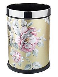 Kreative Mode European Style Pink Rose Bin