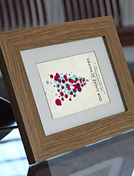 """6 """"H Moderne Type Picture Frame haute classe"""