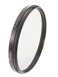 Kenko 72mm Slim CPL Circular Polarizing Filter