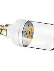 Spot LED Blanc Chaud E12 9 SMD 5730 90-120 LM AC 100-240 V