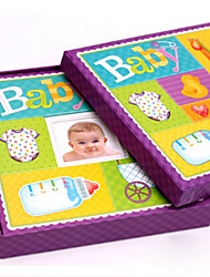 Lovely Photo Album for Baby (Photo Capacity 101 - 150)