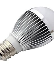 E27 7W затемнения 14 × 5730SMD LED 560-630LM теплый белый / белый светодиодный прожектор лампы (AC 110V-240V)