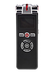Digital Professional USB m ini Voice Recorder 8GB T80 Dictaphone Multi-function MP3 Player Speaker Long Distance Recording