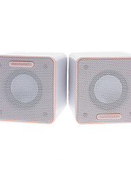 LOYFUN HI900 Mini Hi-fi Stereo Speaker Musica per Laptop/Cellphone/MP4/PSP/CD