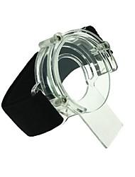Новые пластиковые защиты объектива Крышка ремешок крышки Очистить для GoPro Hero 3/2/1