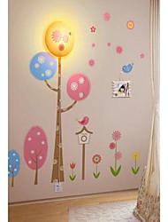Un Bras de lumière avec un mur en plastique Poster