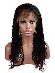 "20"" Cora Curl Full Lace 100% Indian Remy Human Hair Wig- 5 Colors to Choose"