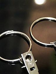 Классический Ringent Твердые Клип кольцо (диаметр 2.7cm)