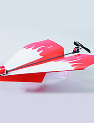 """DIY"" Paper Airplane with Electric Power Module"