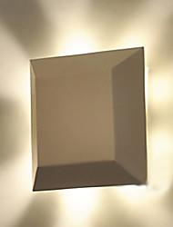 Wall Light, 1 Luce, semplice metallo dipinto