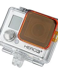 Gopro Accessories Protective Case For Gopro Hero 3+ Orange
