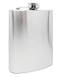 Petit Portable vin d'acier inoxydable Pot (9 onces)
