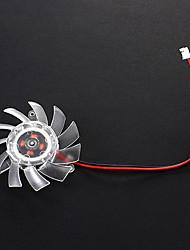 6cm Plastic Graphics Fan