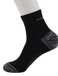 Toe Ouro Kid'S Esporte Socks Tripulação Preto