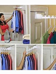 Multi-function Magic Hanger Hook for Behind the Door Home Decor