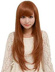 Fashion  Synthetic Wigs Golden Hair Wig