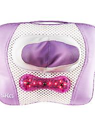 Massaging Pillow Home Car Dual Use Multifunction Dish Massager Car Massage Pillow Cervical Lumbar Leg Massager