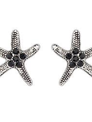 YL Europa Y América Diamond Moda antigua Pendientes A2-018