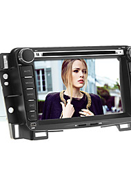 7inch 2 Din In Dash Car DVD-speler voor Chevrolet New Sail 2012 met GPS, iPod, RDS, BT, Touch Screen, TV