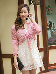 Party/Evening / Casual Lace Coats/Jackets Long Sleeve