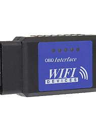Wi-Fi OBD-II diagnostica auto strumento per iPod Touch / iPhone / iPad