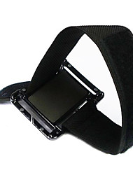 Black Waterproof Wrist Mount for GoPro HERO Cameras