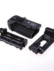 Titulaire de poignée de batterie pour Nikon EN-EL15 D-Series D7000 DSLR