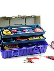 17 * 8 * 7 Inch ABS Plastic Tool Box