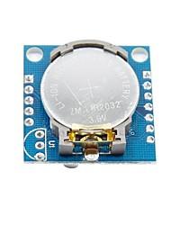 módulo de relógio de tempo real I2C DS1307 RTC for (para arduino) (1 x LIR2032)