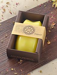 Таиланд АРБ-IMS ручной Лимон Эфирное масло мыло Анти-акне 110г