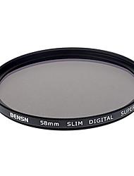 BENSN SLIM 58mm Super-DMC UV Filter