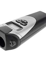 CP3009 LCD Digital Ultrasonic Distância Medida Medidor Range Finder Laser Pointer (0.5 ~ 18m, + /-1cm)