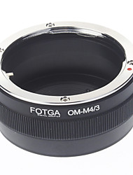 FOTGA OM-M4 / 3 Tube appareil photo numérique Lens Adapter / Extension