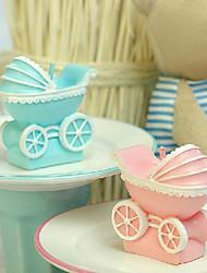 Carro de bebé de vela (más colores)