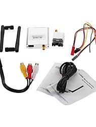 FPV 5.8G 200mW Wireless Audio Transmitter Vidéo AV Sender TS58200 + Récepteur RC5808
