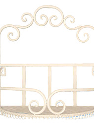 Retro Country White Solid Hook