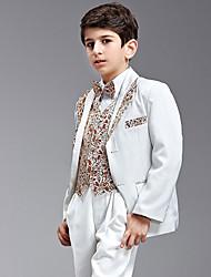 portador del anillo trajes marfil muchacho niño formales trajes tuxdeo desgaste (1159125)